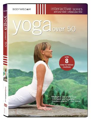 Yoga over 50 DVD - Workout Video