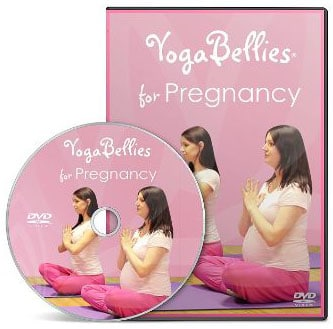 Pregnancy Yoga DVD