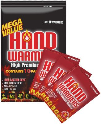 HOTNWARMER Disposable Hand Warmers – Disposable 20 Count Pocket Hand Warmers – Heat Pads