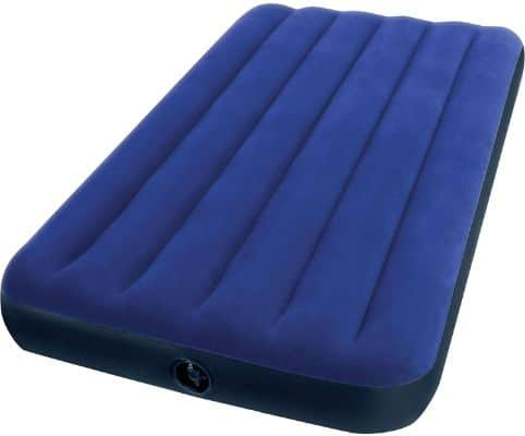 Intex Twin 8.75 Classic Downy Inflatable Airbed Mattress