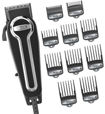 Wahl Clipper High-Performance Elite Pro Electric Hair Clipper for Men Model 79602