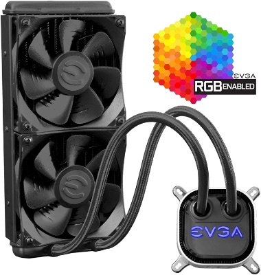 All-In-One RGB CPU Cooler