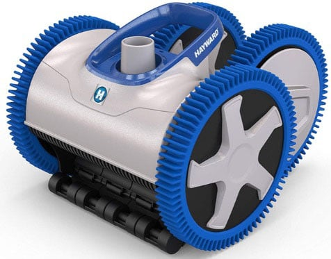 Compact Automatic Suction Pool Cleaner
