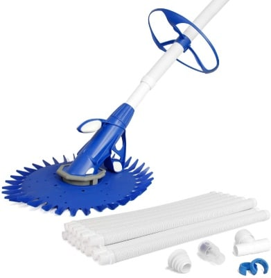 Professional Automatic Suction Pool Cleaner